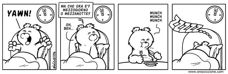 tempo analogico