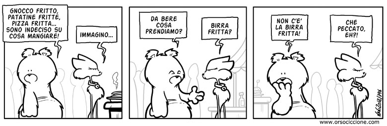 Aria fritta